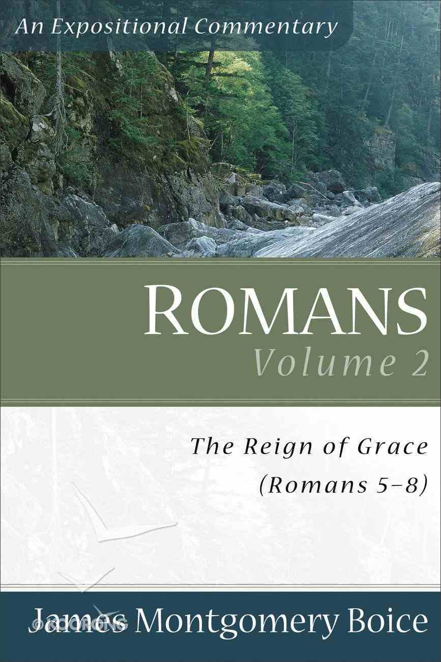 Romans (Volume 2) (Expositional Commentary Series) Paperback