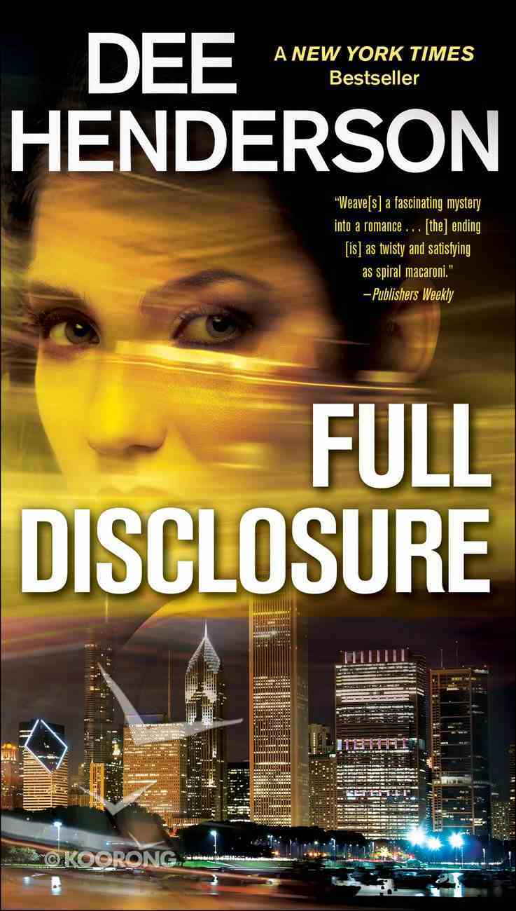 Full Disclosure Mass Market