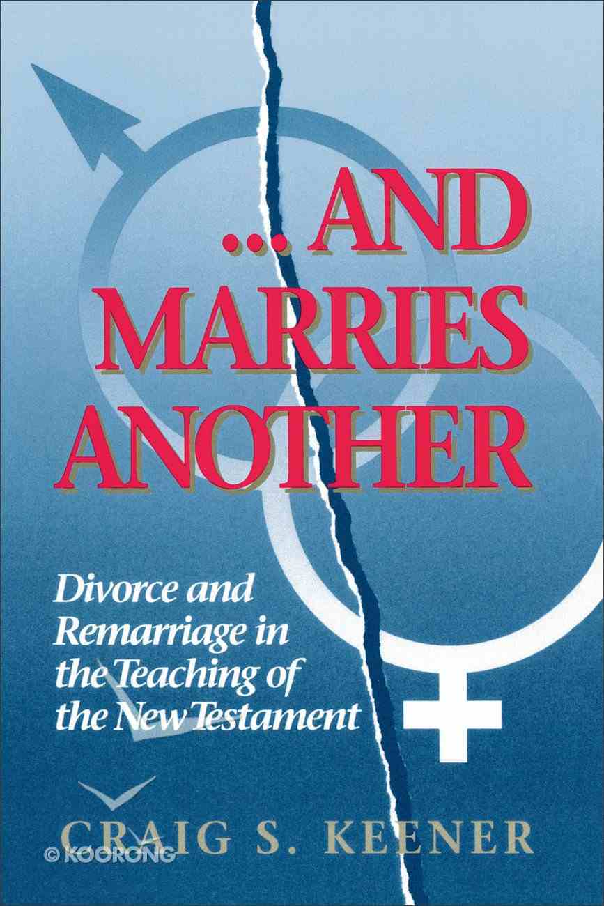 Marries Another, and Paperback
