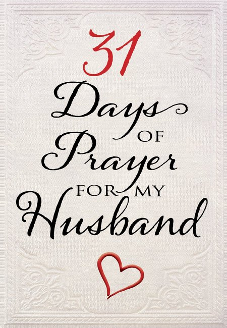 Product: 31 Days Of Prayer For My Husband Image