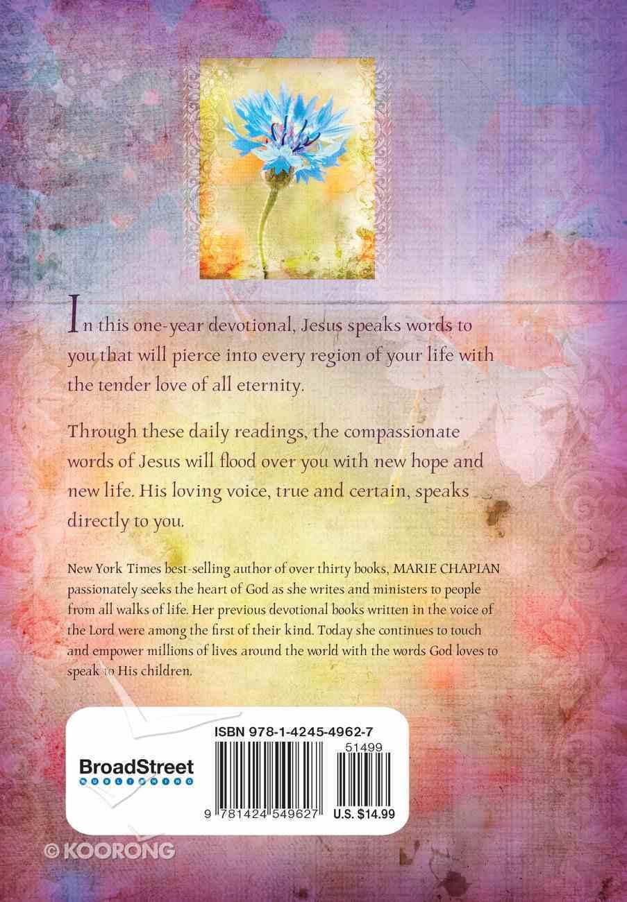 Talk to Me Jesus (365 Daily Devotions Series) Hardback