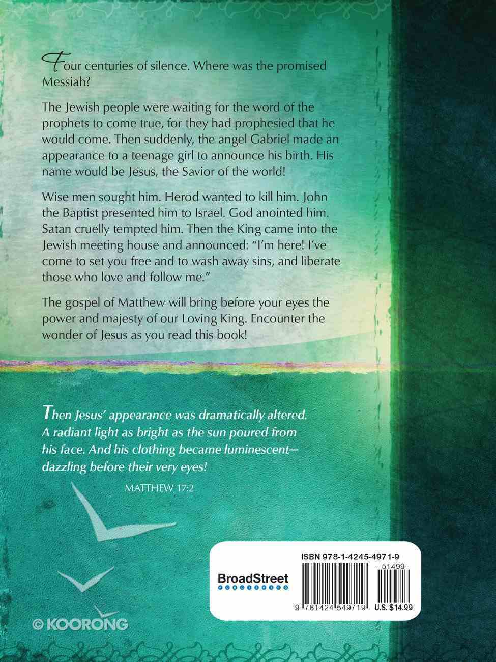 TPT Matthew: Our Loving King Paperback