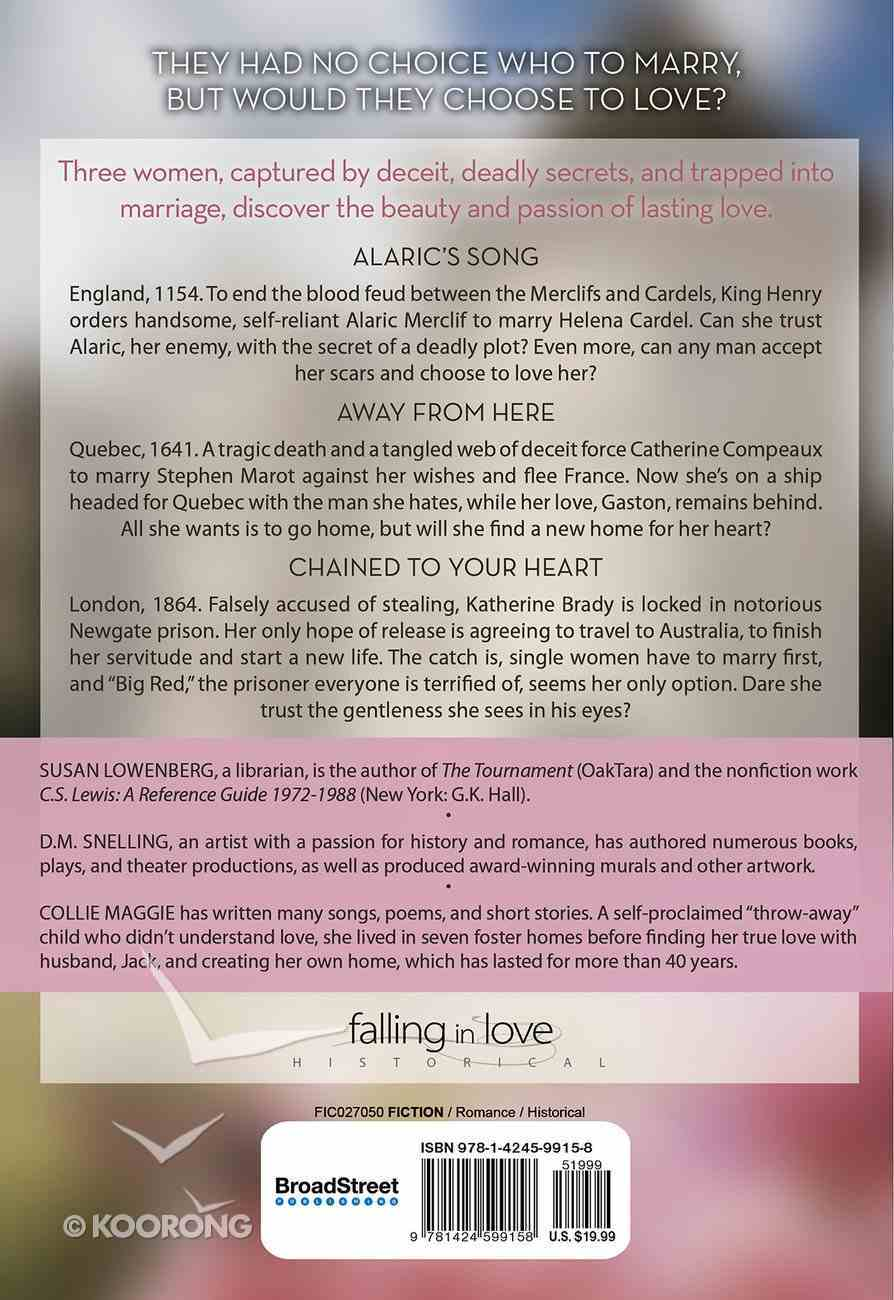 Surprised By Love (Falling In Love Historical Series) Paperback