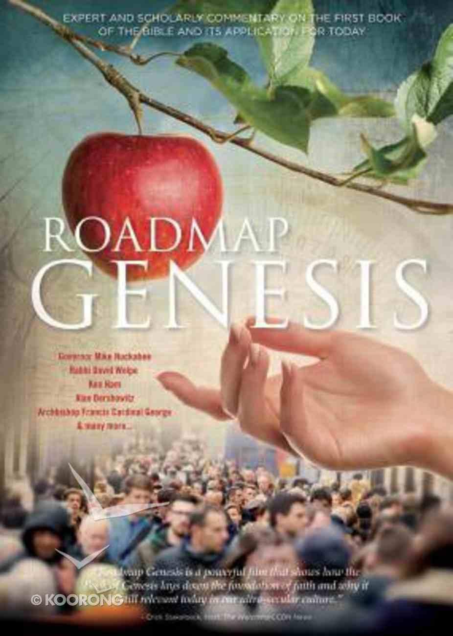 Roadmap Genesis DVD