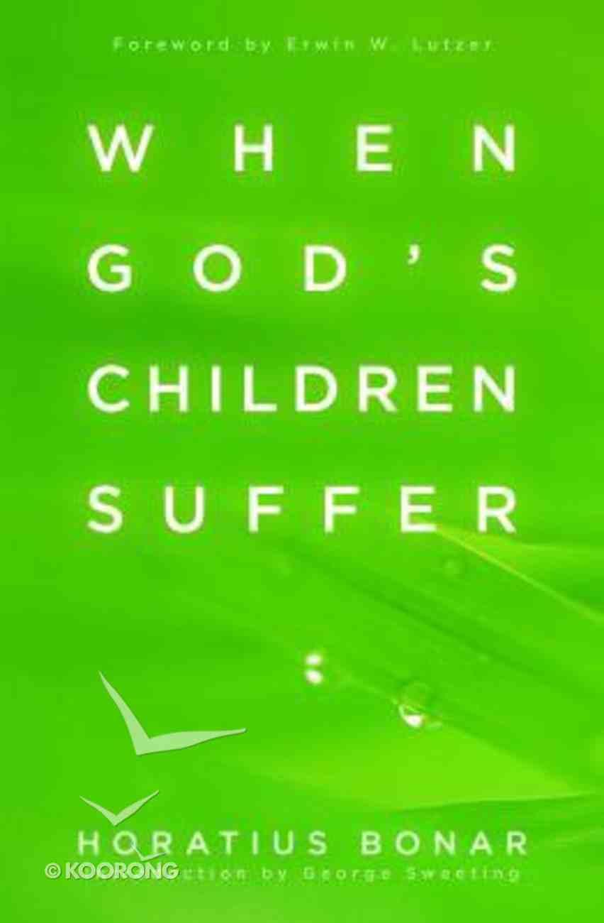 When God's Children Suffer Paperback