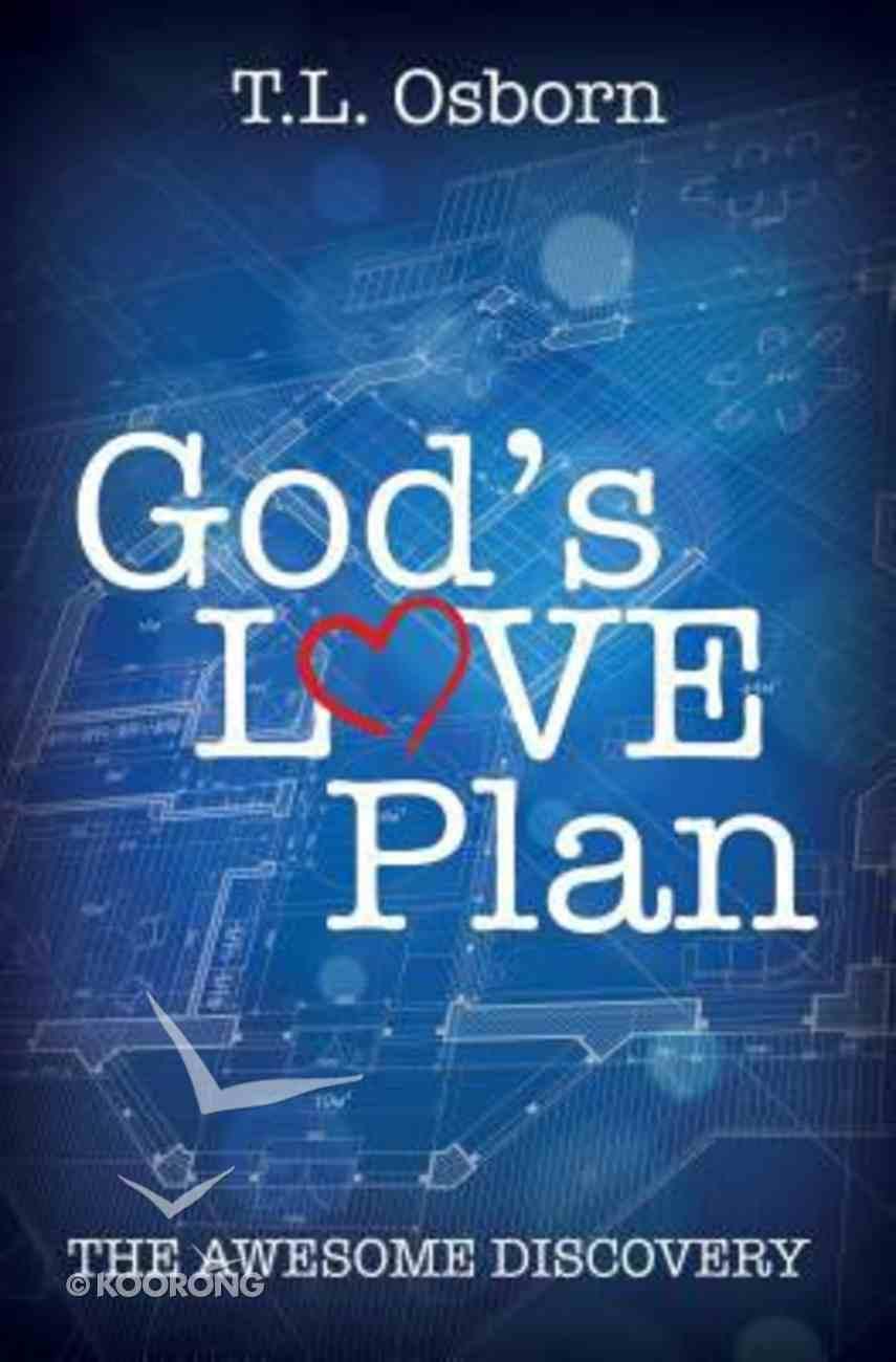 God's Love Plan Paperback