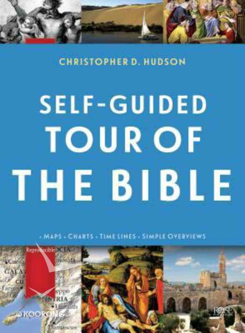Self-Guided Tour of the Bible (Full-color Handbook) Paperback