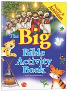 Big Bible Activity Book, The image