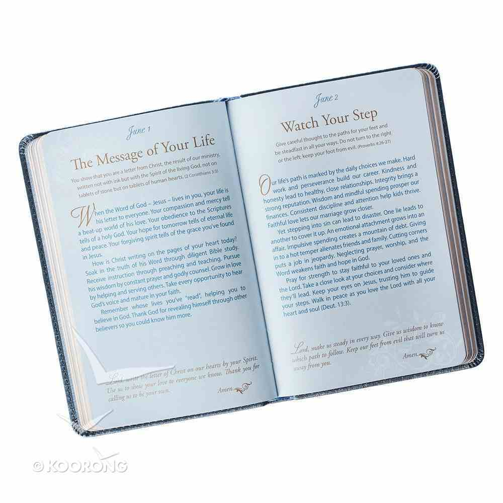 Mr & Mrs 366 Devotions For Couples (365 Daily Devotions Series) Imitation Leather
