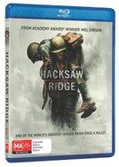 Hacksaw Ridge (Blu-ray) Blu-ray Disc