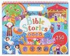 Never-Ending Sticker Fun: Bible Stories Spiral