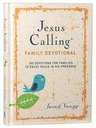 Jesus Calling Family Devotional Hardback