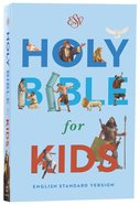 ESV Holy Bible For Kids Economy (Black Letter Edition) Paperback