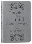 Amplified Battlefield of the Mind Psalms and Proverbs Imitation Leather