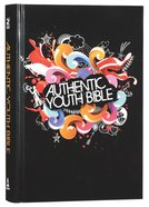 Erv Authentic Youth Bible Black image