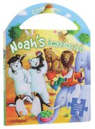 Carry Me Puzzle Book: Noah's Amazing Ark image