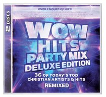 Album Image for Wow Hits Party Mix Deluxe Edition (2 Cds) - DISC 1