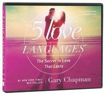 Album Image for The Five Love Languages (3cds Abridged) - DISC 1