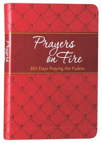 Product: Prayers On Fire: 365 Days Praying The Psalms Image
