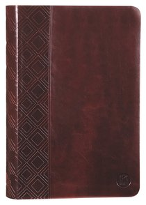 Product: Tpt New Testament With Psalms, Proverbs & Song Of Songs (Brown) Image