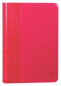 Product: Tpt New Testament With Psalms, Proverbs & Song Of Songs (Pink) Image