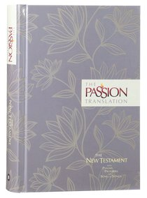 Product: Tpt New Testament Floral (With Psalms Proverbs And Song Of Songs) Image