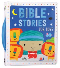 Product: Bible Stories For Boys (Blue) Image
