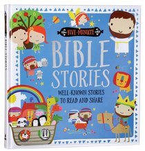Product: Five Minute Bible Stories Image