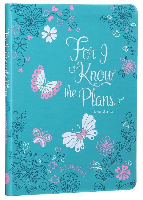 Product: Journal: For I Know The Plans... Image