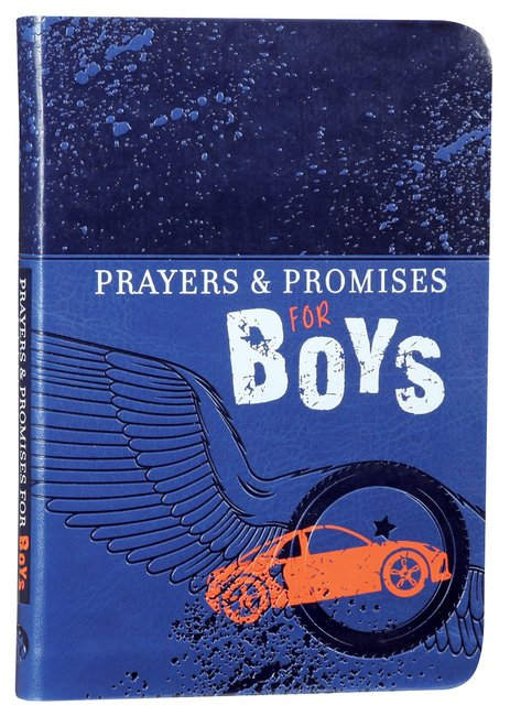 Product: Prayers & Promises For Boys Image