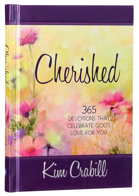 Product: Cherished: 365 Devotions That Celebrate God's Love For You Image