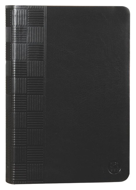 Product: Tpt New Testament With Psalms, Proverbs & Song Of Songs (Black) Image