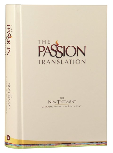 Product: Tpt New Testament Ivory (With Psalms Proverbs And Song Of Songs) Image