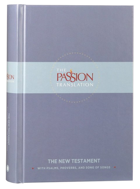 Product: Tpt New Testament Slate (With Psalms Proverbs And Song Of Songs) Image