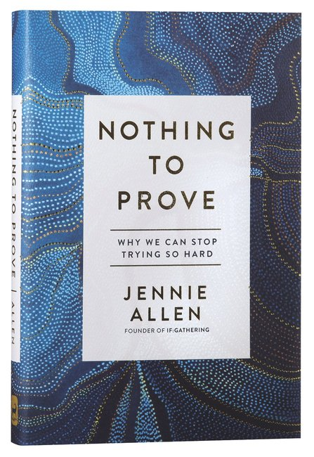 Product: Nothing To Prove Image