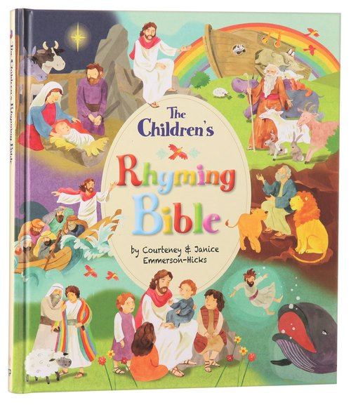 Product: Children's Rhyming Bible, The Image