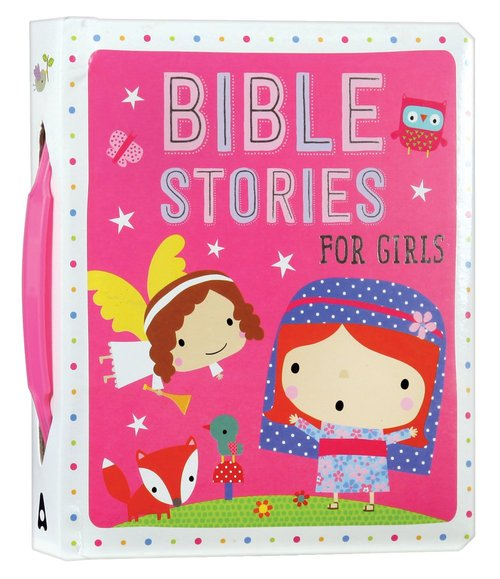 Product: Bible Stories For Girls (Pink) Image