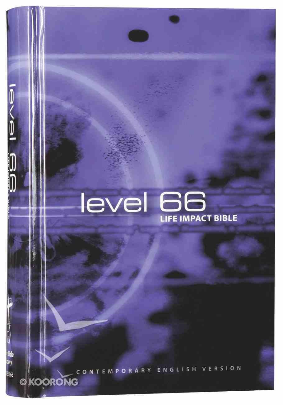 CEV Level 66 Life Impact Bible Hardback