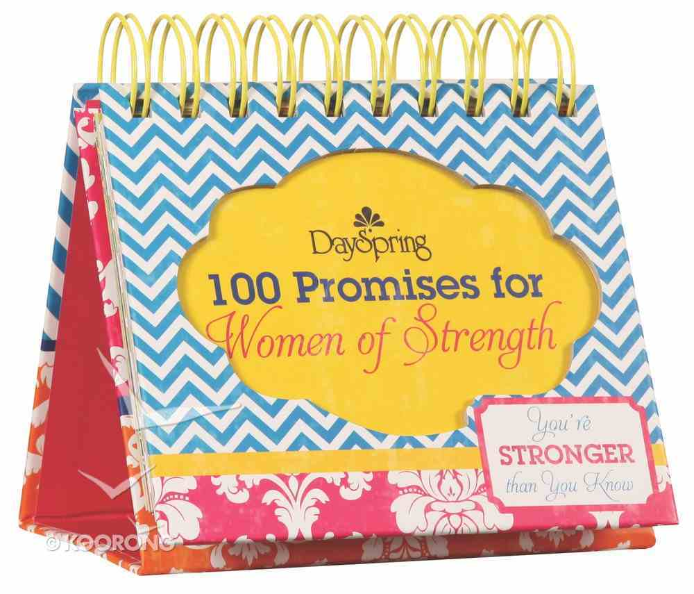 Heartlifter: 100 God's Promises For Women of Strength Spiral