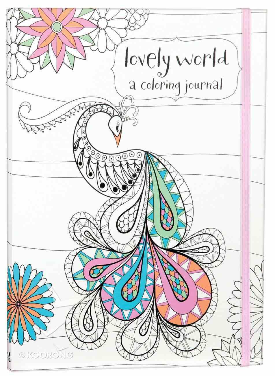Acb Journal: Lovely World Paperback