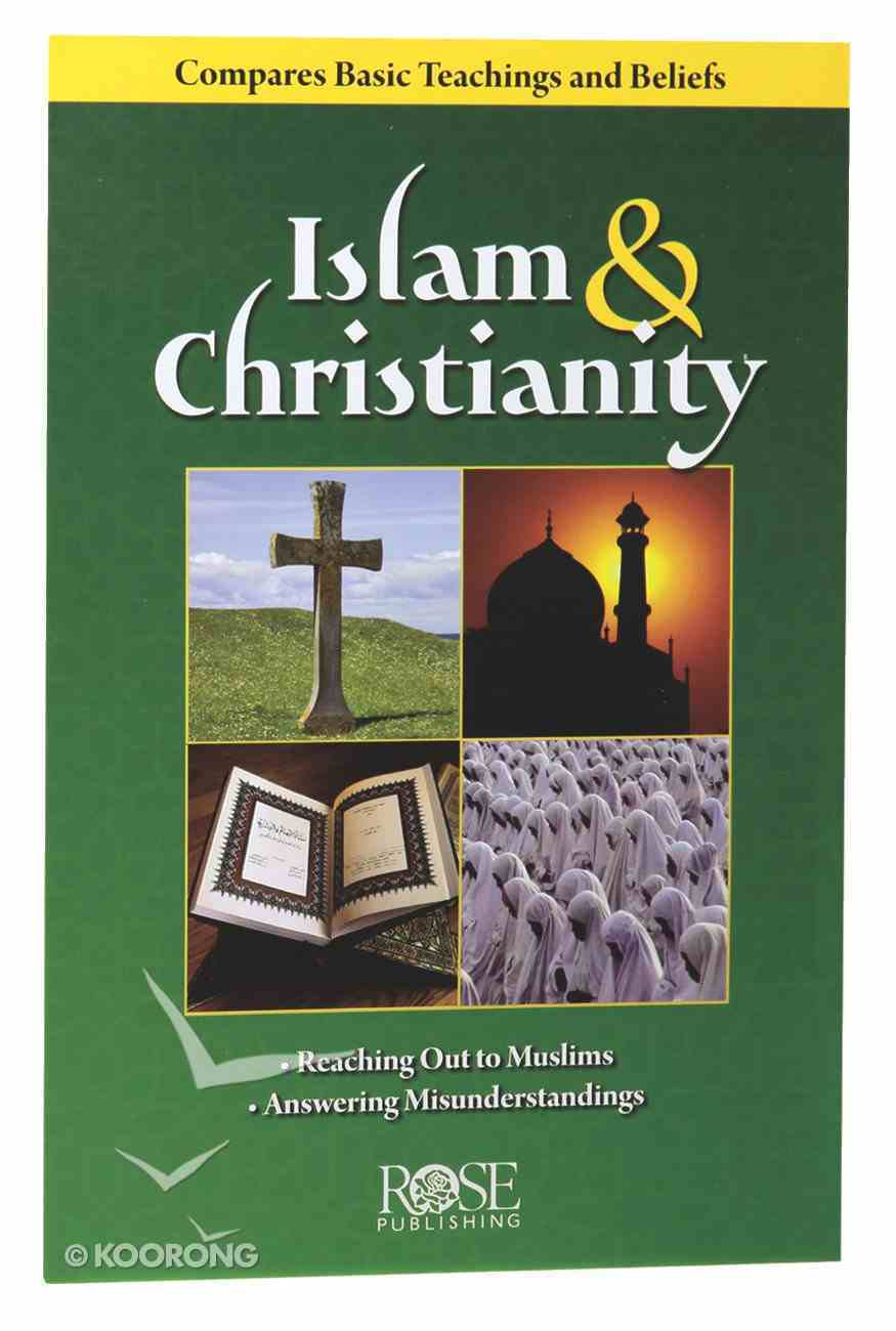 Islam and Christianity (Rose Guide Series) Pamphlet