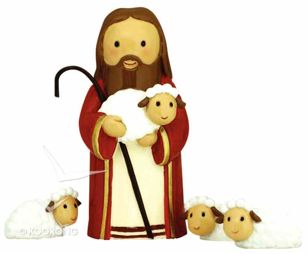 Little Drops of Water: Good Shepherd With Sheep Homeware