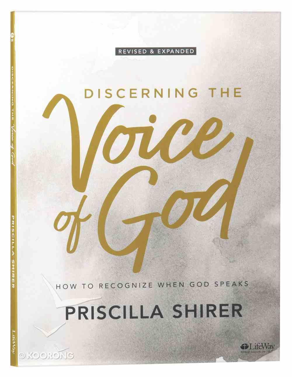 Discerning the Voice of God (2 Dvds) Revised (Dvd Only Set) DVD