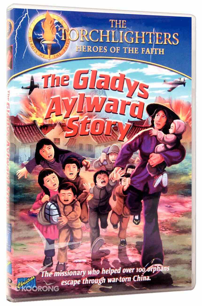 The Gladys Aylward Story (Torchlighters Heroes Of The Faith Series) DVD