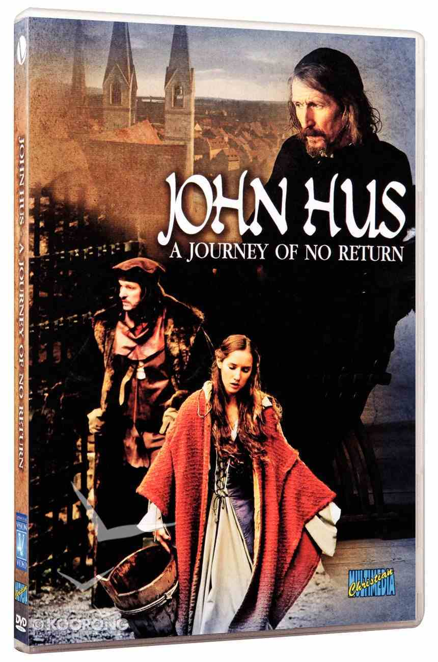 John Hus - a Journey of No Return DVD