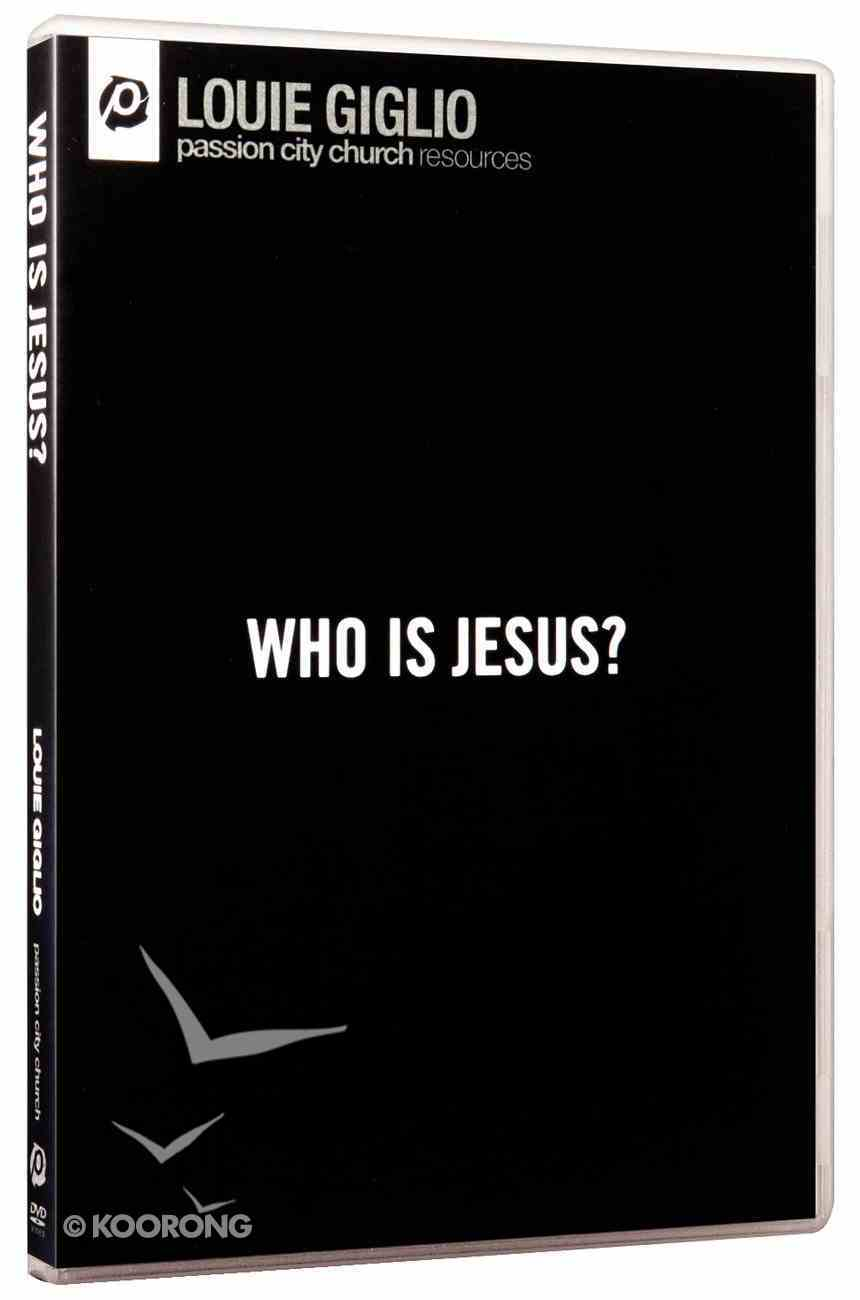 Who is Jesus? DVD