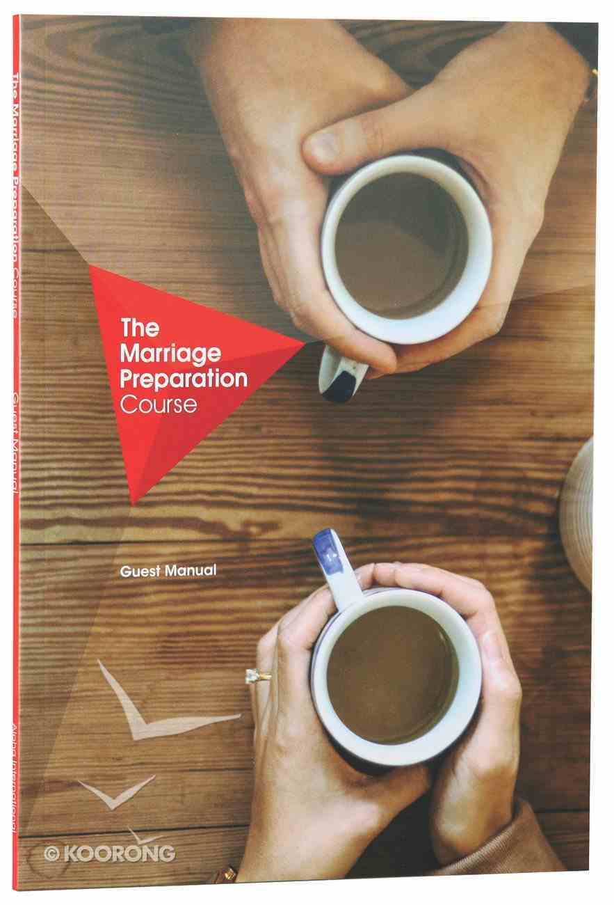 Guest Manual (Marriage Preparation Course) Paperback