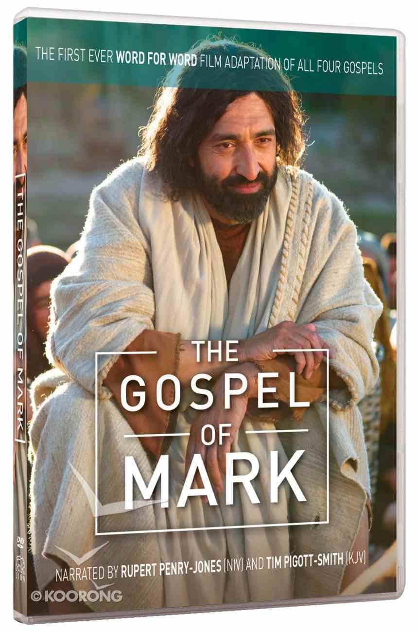 The Scr DVD Gospel of Mark (Screening Licence) Digital Licence