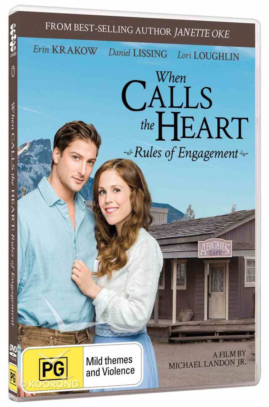 Scr DVD When Calls the Heart #07: Rules of Engagement (Screening Licence) Digital Licence