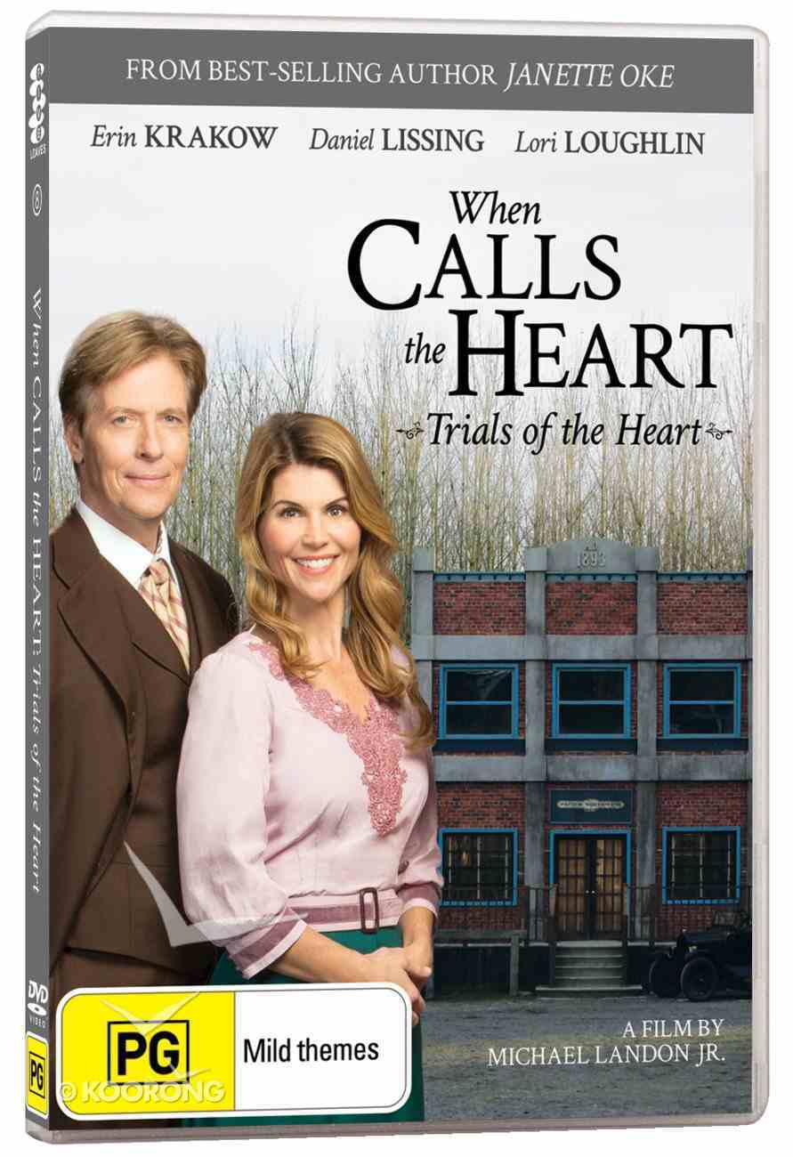 Scr DVD When Calls the Heart #08: Trials of the Heart (Screening Licence) Digital Licence
